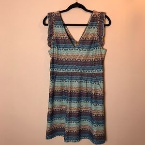 Anthropologie Tabitha Dress Size 12 EUC